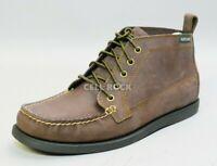 Eastland Seneca Camp Moc Toe Chukka Boot Tan Leather Men/'s