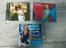 Britney Spears 3 CDs Pepsi Promo-CD Cardsleeve, Lucky, Oops I Did It Again