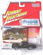 JOHNNY LIGHTNING R1 MOPAR OR NO CAR 1969 DODGE CORONET R/T 440 #2