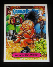 GARBAGE PAIL KIDS - 2005 - All New Series 4 - Bonus Card #B9 Dancin Dominic ANS4