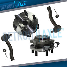 4WD Front Wheel Bearing Hub Outer Tie Rod Fits Nissan Frontier Pathfinder Xterra