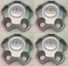 "2007-2017 TOYOTA TUNDRA 18"" 5-spoke Steel Wheel Center Hub Caps SET OF 4"