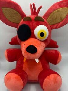 "Funko Five Nights at Freddy's Foxy Plush Jumbo Size "" Very Soft Touch """