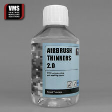 VMS Airbrush Thinners 200 ml refill bottle for ENAMELS Humbrol compatible