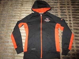 Pacific Tigers Soccer Team nike Black Authentic Jacket M Medium