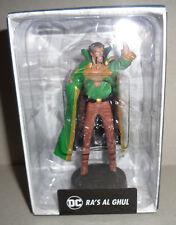 RA'S AL GHUL superheroes Villians DCCollectors Model figure 1:32 Grijalbo