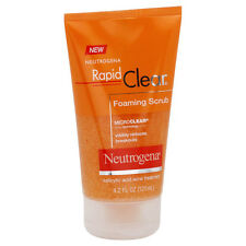 *New* Neutrogena Rapid Clear Foaming Scrub 4.2 fl oz