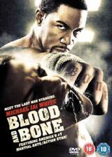 Blood and Bone 5060116724141 With Eamonn Walker DVD Region 2