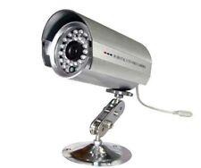 TELECAMERA ESTERNA VIDEOSORVEGLIANZA INFRARED 36 LED CCD VISIONE NOTTURNA NOTTE