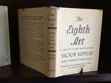 The Eighth Art: A Life of Color Photography - Victor Keppler-1938 - signed ltd