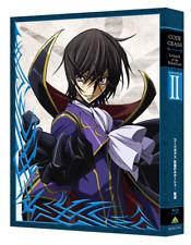 CODE GEASS Lelouch of the Rebellion II Handou Limited Edition [2 Blu-ray] Japan