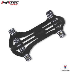 Infitec Archery Flexible Plastic Easy Armguard
