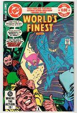 DC - WORLD'S FINEST COMICS #281 - NM 1982 Vintage Comic