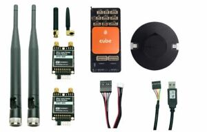 Cube Orange full bundle with Here3 GNSS, RFD900X