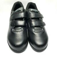 D4 Propet W3915 Women's Black Vista Walking Shoes Size 11 XX 4E