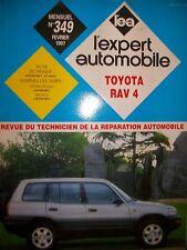 Toyota RAV 4 RAV4 : revue technique EA 349