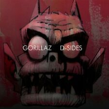 D-Sides - 2 DISC SET - Gorillaz (2007, CD NEUF) 603497913671