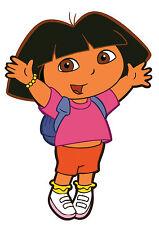 Dora the Explorer No.2 Iron On Tshirt Transfer