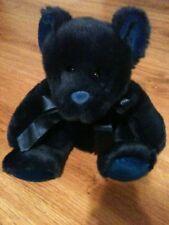 Fiesta Dark Blue Bear Plush
