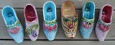 -Sabot Soulier Chaussure Barbotine Miniature Série de 6