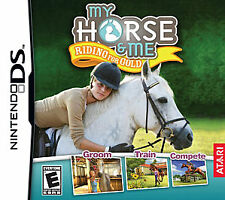 My Horse and Me: Riding for Gold (Nintendo DS) Complete FAST SHIPPING