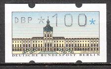 Berlino 1987 automarten-marchio libero 100er post freschi LUSSO!!! (a141)
