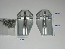 Trim Tabs for fast electric rc boat New design