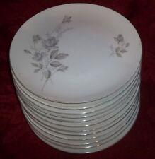"Lot of 12 Counselor Romance Fine China Plates-10.5""D, 1848"