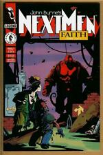 Next Men #21 NM- 1st Hellboy