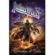 Judas Priest Redeemer Of Souls large fabric poster / flag  1100mm x 750mm (rz)