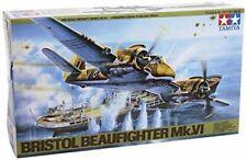 Bristol Beaufighter Mk.6 - 1/48 Aircraft Model Kit - Tamiya 61053