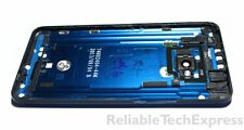 OEM Blue Battery Cover Back Rear Door Sprint HTC One M7 PN07200 #49