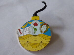 Disney Trading Pins Holiday 2020 - Advent Calendar - Beauty and the Beast