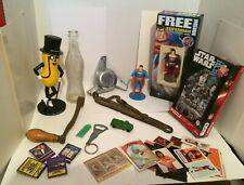 Junk Drawer Huge Lot Of Toys & Other Vintage Stuff