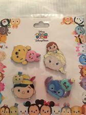 Disney Pins Tsum Booster Set
