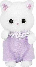 Epoch Ni-95 Baby Sylvanian Families Doll Persian Cat F/S from Japan