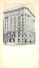 METROPOLITAN LIFE INSURANCE COMPANY BUILDING NEW YORK PMC POSTCARD (c. 1900)