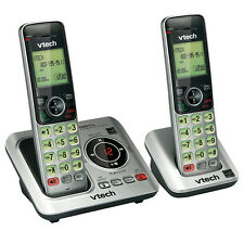 VTech CORDLESS TELEPHONE 2 SET DIGITAL DECT 6.0 PHONES