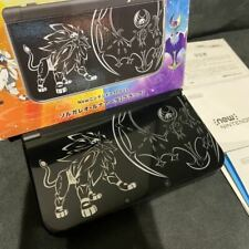 Nintendo New 3DS XL Pokemon SOLGALEO AND LUNALA Limited Edition from Japan
