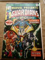 MARVEL PRESENTS #3 VF (Feb 1976) 1st Solo GUARDIANS OF THE GALAXY
