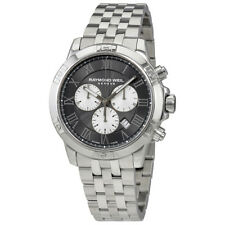 Raymond Weil Tango Chronograph Grey Dial Mens Watch 8560-ST-00606