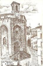 PERUGIA  MEDIOEVALIS  -  S. Ercolano  -  Editore  Stab. G.Tilli Perugia