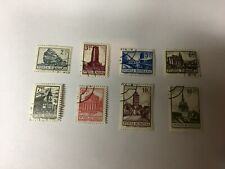 Old Foreign Postage Stamps - Romania