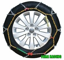 "Cora 000142218 Catene da neve ""SUV-Grip 12"" da 12mm (Gr.218)(17"") 225/65-17"