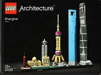 LEGO 21039 Architecture Shanghai (BRAND NEW SEALED)