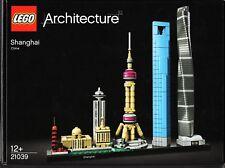 LEGO 21039 Architecture Shanghai (BRAND NEW SEALED)