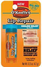 O'Keeffe's Lip Repair Cream/Balm Cracked Lips Split Skin-Cooling Relief Lip Balm