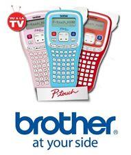 Etiqueteuse / Imprimante Brother P-Touch H100 Neuve Blister + 1 Cassette de 4m
