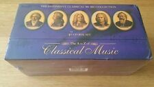 The A to Z of Classical Music (40 CD Box Set 2007) New & Sealed
