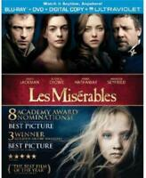 New: LES MISERABLES (2012) - Blu-ray + DVD